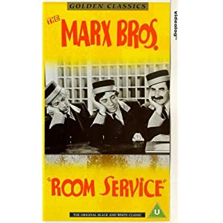 The Marx Brothers: Room Service [VHS]