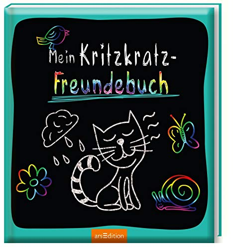 Mein Kritzkratz-Freundebuch (Fußball-kunst)