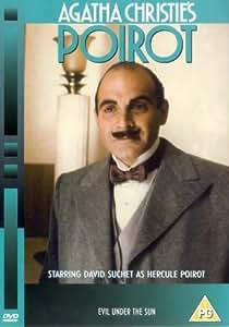 Agatha Christie's Poirot: Evil Under The Sun [DVD] [1989]