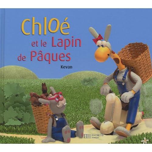 Chloé et le lapin de Pâques