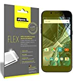 dipos I 3x Screen Protector for Archos 50 Graphite - Covers