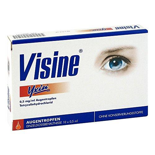 Visine Yxin ED 10X0.5 ml