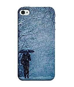 Snapdilla Designer Back Case Cover for Apple iPhone SE (Weather Cool Wallpaper Background Travel Europe)