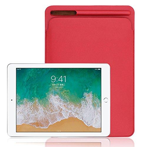 XIHAMA Schutzhülle/Sleeve für iPad Pro 10,5mit Bleistift Halter, Ultra Slim tragbare PU-Leder stoßfest Schutzhülle für Apple iPad 9,7iPad Pro 26,7cm 2017Modell