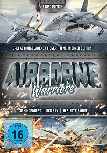 Airborne Warriors - Helden der Lüfte [3 DVDs]