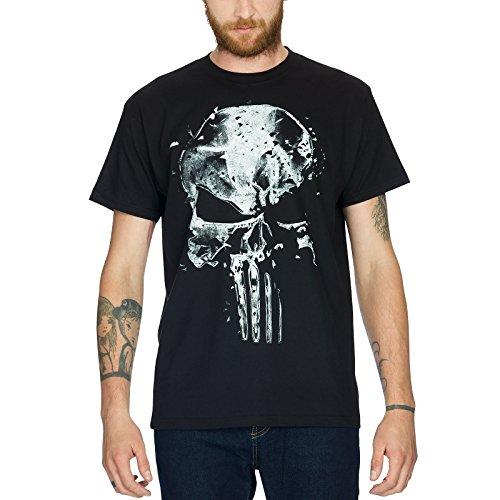 Camiseta de el Castigador calavera by Elbenwald, algodón), color...