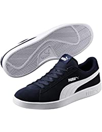Puma Smash V2, Baskets Basses Mixte Adulte