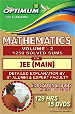 Optimum Educational DVDs HD Quality For JEE Mathematics Part 2 Engineering Entrance