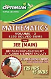 #7: Optimum Educational DVDs HD Quality For JEE Mathematics Part 2 Engineering Entrance