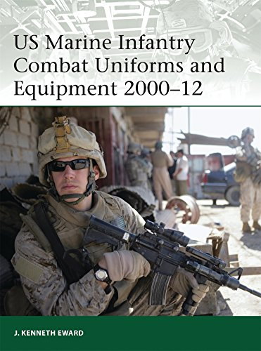 US Marine Infantry Combat Uniforms and Equipment 2000-12 (Elite, Band 190) 2000 Marine