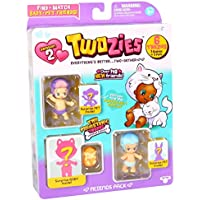 """Twozies 57013 """"Friends Pack"""" Toy"""