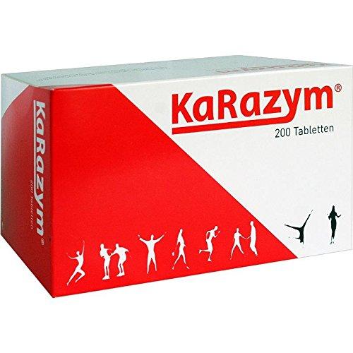 Karazym magensaftresistente Tabletten 200 stk