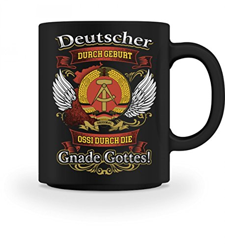 Hochwertige Tasse - LIMITED EDITION - GNADE GOTTES OSSI - 2
