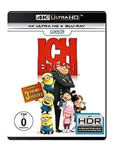 Ich - Einfach unverbesserlich (4K Ultra HD) (+ Blu-ray)