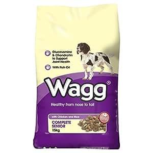 Wagg Complete principal Croquettes pour chien 15 kg