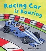 Racing Car is Roaring (Busy Wheels)