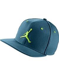 Nike Michael Jordan Jumpman Snapback - Gorra para hombre, color verde, talla XL