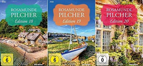 Rosamunde Pilcher Collection 18-20 (9 DVDs)