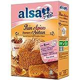 Alsa pain epice saveur antant 400g Envoi Rapide Et Soignée ( Prix Par Unité )