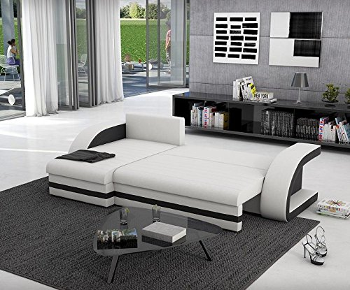 Muebles bonitos sof cama hilda con chaise longue - Mueblesbonitos com ...
