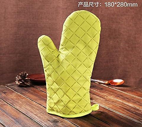 lpkone-Des gants de cuisson, l'épaississement, l'isolation thermique, gants, gants de