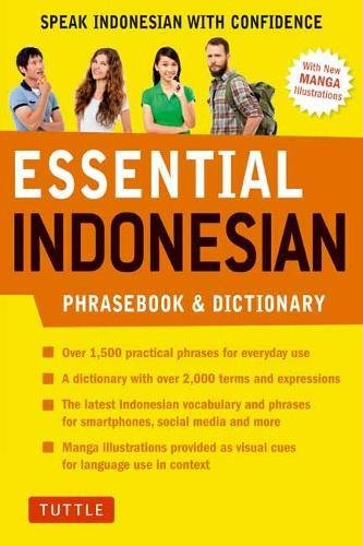 Essential Indonesian Phrasebook and Dictionary (Essential Phrasebook & Disctionary Series) por Tim Hannigan