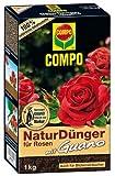 Compo 11999 NaturDünger für Rosen mit Guano 1 kg