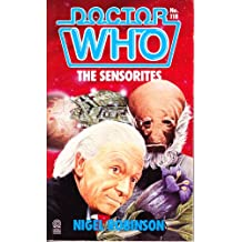 Doctor Who-The Sensorites (Doctor Who library)