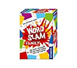 Kosmos Spiele 691172 Word Slam Family