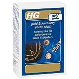 HG - Panno lucidante per la pulizia di oro e gioielli