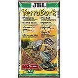 """JBL TerraBark """"S 2-10mm"""" 20l, Substrat de sol pour terrarium subtropical ou tropical"""