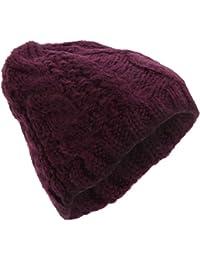 Textiles Universels Bonnet d'hiver - Femme