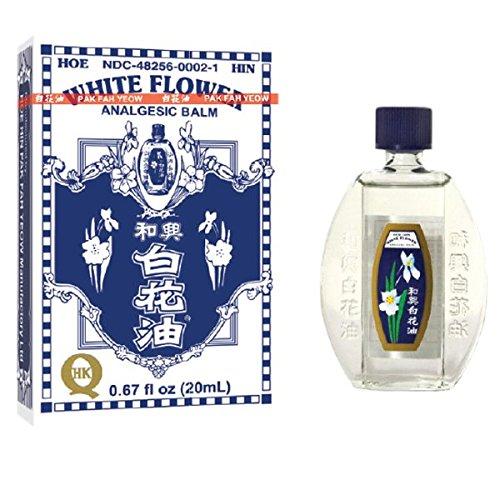 White Flower Analgesic Oils The Best Amazon Price In Savemoney