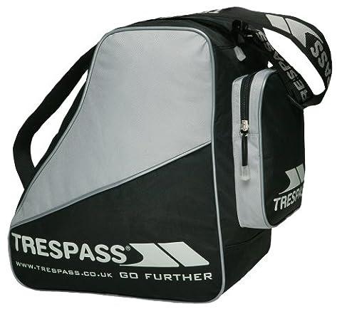 Trespass Stormfront Ski Boot Bag - Black,