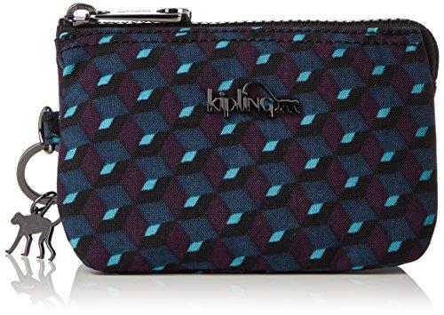Kipling - Creativity S, Monederos Mujer, Mehrfarbig (Mirage Print), 14.5x9.5x0.1 cm (B...