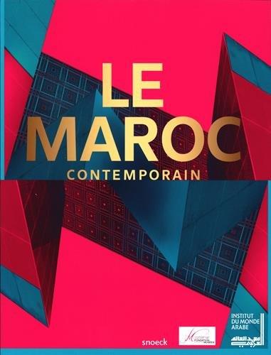 Le Maroc Contemporain par Jean-Hubert Martin, Moulim El Aroussi, Mohamed Metalsi, Collectif