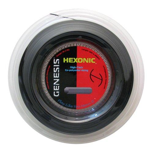 Genesis 660-Feet Hexonic Tennis Racket Reel Set,