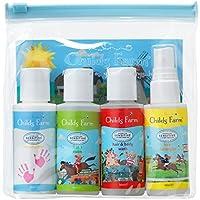 Childs Farm Bade-Set Little Essentials, 4x 50ml