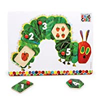 Very Hungry Caterpillar HC0931 Peg Puzzle