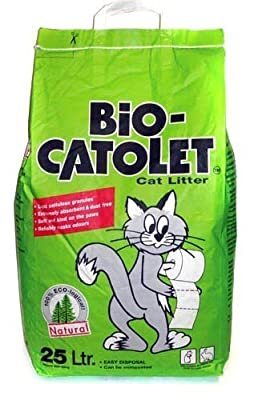 Bio Catolet 100% Recycled Paper Cat Litter