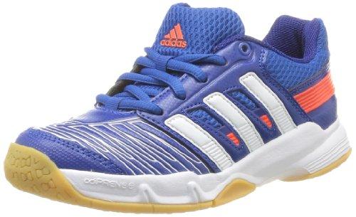 adidas ,  Jungen Sneakers, Blau - Blau (Blue/White/Infrared) - Größe: EU 38