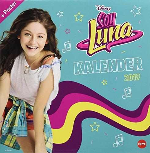 Soy Luna Broschurkalender 2019