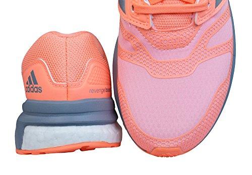 5d4e348f6fe Adidas Response Revenge Boost 2 Women s Chaussure De Course à Pied - SS15  Pêche ...