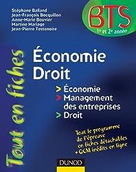 Economie-Droit - en 80 fiches