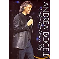 Andrea Bocelli: Under The Desert Sky - Live In Las Vegas