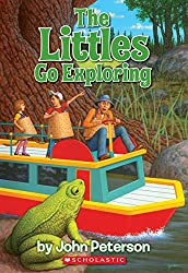 The Littles Go Exploring (A Little Apple Paperback)