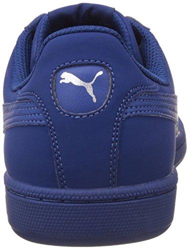 Puma Smash Buck, Scarpe da Ginnastica Basse Unisex-Adulto Blu (True Blue-true Blue 26)