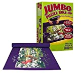 BRAND NEW GIANT JUMBO JIGSAW ROLL UP PUZZLE STORE STORAGE MAT TUBE UP TO 3000 PIECES