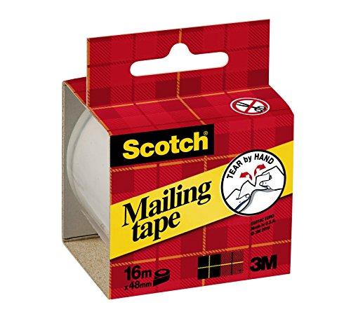 Scotch Tear by Hand Packaging Ta...