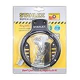 Stahlex Rahmenschloss STAHLEX 487 Superlock Fahrrad Schloss bh4